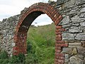 Hole in the wall at Dysart - geograph.org.uk - 1366598.jpg