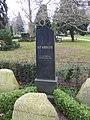 Holmens Kirkegård - Andreas Frederik Krieger 02.jpg