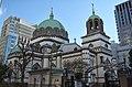 Holy Resurrection Cathedral in Tokyo - Собор Воскресения Христова - 東京復活大聖堂 - panoramio.jpg