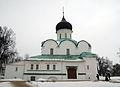 Holy Trinity Church in Alexandrov 02 (winter 2014) by shakko.JPG