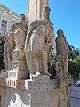 Holy Trinity column, Saint Emeric, 2020 Zalaegerszeg.jpg