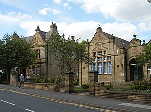 Horbury Town Hall and Library
