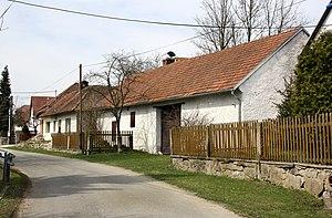Horní Radslavice - Image: Horní Radslavice, lower part 2