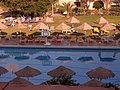 Hotel Blue Sea Beach, Pool 1 View - panoramio - Watercooledasusfreak (1).jpg