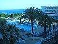 Hotel Blue Sea Beach, Pool 2 View - panoramio - Watercooledasusfreak.jpg