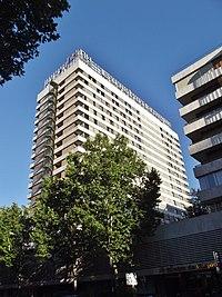 Hotel NH Eurobuilding, Madrid.JPG