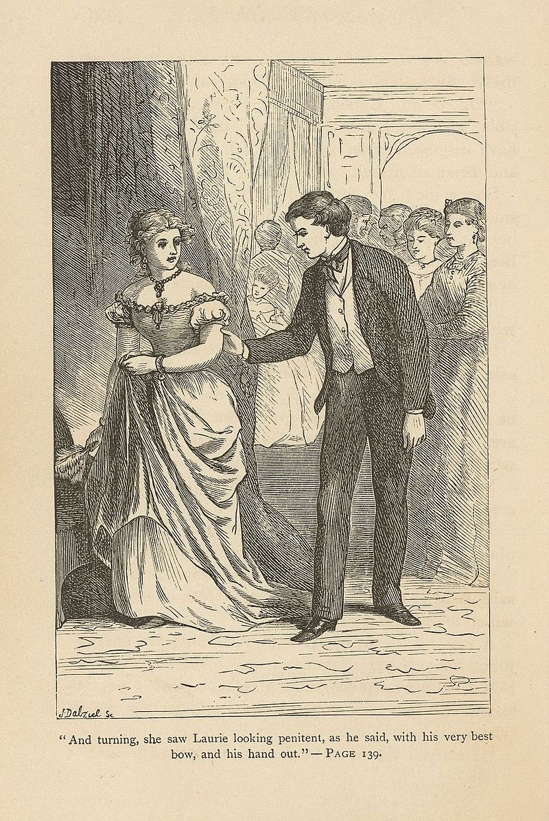 Houghton AC85.Aℓ194L.1869 pt.2aa - Little Women, illustration 138.jpg