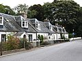 Houses on the road to Cromarty in Rosemarkie - geograph.org.uk - 1076123.jpg