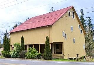 Mulino, Oregon Hamlet and census-designated place in Oregon, United States