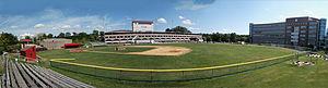 Hoy Field - Image: Hoy Field Cornell University