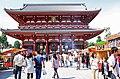 Hozomon (Treasure House Gate), Senso-ji (3812598795).jpg