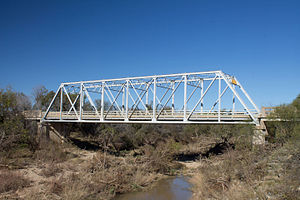 National Register of Historic Places listings in Shackelford County, Texas - Image: Hubbard Creek 1 (1 of 1)