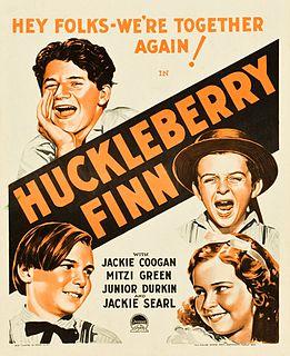 <i>Huckleberry Finn</i> (1931 film) 1931 film
