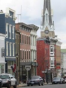 Hudson, New York - Wikipedia