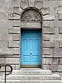 Hugh Lane Gallery blue door.jpg