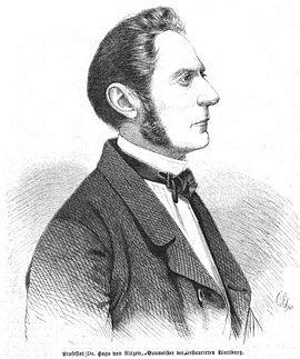 Hugo von Ritgen