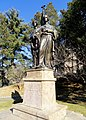 Humanity and Justice by Herbert Adams - Winchester, MA - DSC04213.JPG