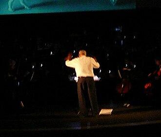Hummie Mann - Hummie Mann conducting as a guest