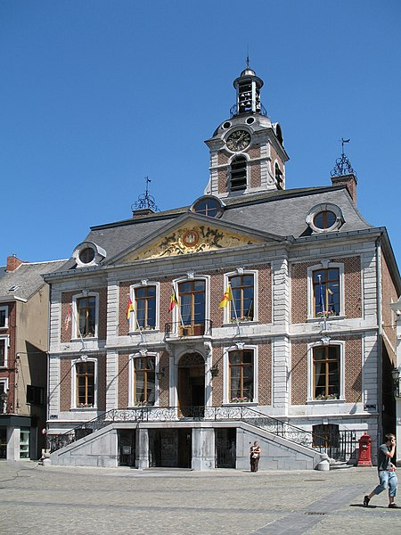 Huy (Belgium): Town Hall
