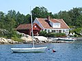 Hytte på Fjelldalsøya - panoramio.jpg