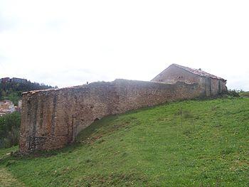 Ruinas de San Agustin el Viejo