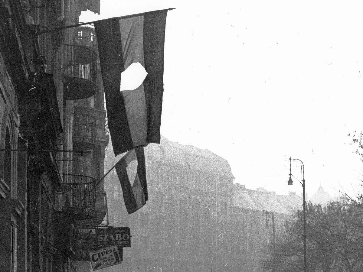az 1956 okt243ber 23i budapesti t252ntet233s � wikip233dia