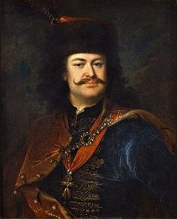 II. Rákóczi Ferenc Mányoki