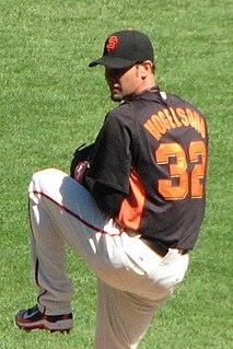 Ryan Vogelsong Major League Baseball pitcher