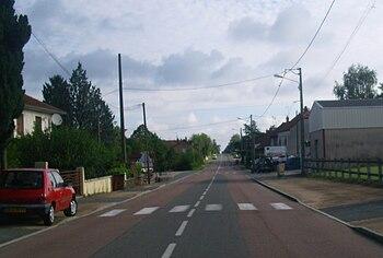 IMG Rue de Montpont-en-Bresse 2.JPG