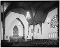 INTERIOR, LOOKING TOWARD CHANCEL - First Baptist Church, Court and Eleventh Streets, Lynchburg, Lynchburg, VA HABS VA,16-LYNBU,38-3.tif
