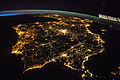 ISS-40 Iberian Peninsula at night.jpg
