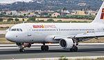 Iberia Express, Airbus A320-214, EC-KOH (27666196390).jpg