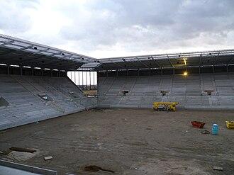 Opel Arena (stadium) - Image: Idstein + Coface Arena 103