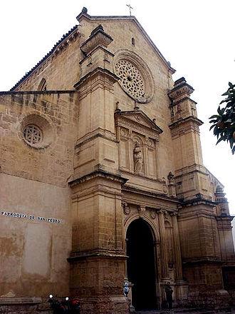 San Pedro (Córdoba) - Basilica of San Pedro.