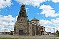 Iglesia de Santa María de Sando en su vista frontal.jpg