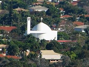 Lebanese Brazilians - Image: Igreja Ortodoxa Sao Jorge DF 03