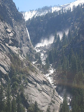 Illilouette Fall Yosemite Ca.jpg