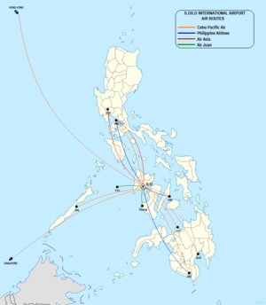 Iloilo International Airport - Wikipedia