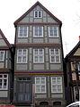 Im Kreise 24, Celle, Synagoge, hier wohnte Adolf Schickler, Jg. 1867, deportiert 1943 Theresienstadt, Tod 12.5.1943, Hulda, 1869 geborene Levy ... Tod 8.1.1945.jpg