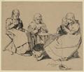 Im Waisenhaus, vier strickende Mädchen (SM sg2505z).png