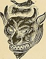 """Image from page 470 of """"Demonology and devil-lore"""" (1879) (14593263130).jpg"""