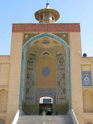 Imamzadeh Soltanali Mausoleum.JPG