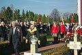 Independence Day 2018 at Central Cemetery in Sanok 04 (Mieczysław Brekier).jpg