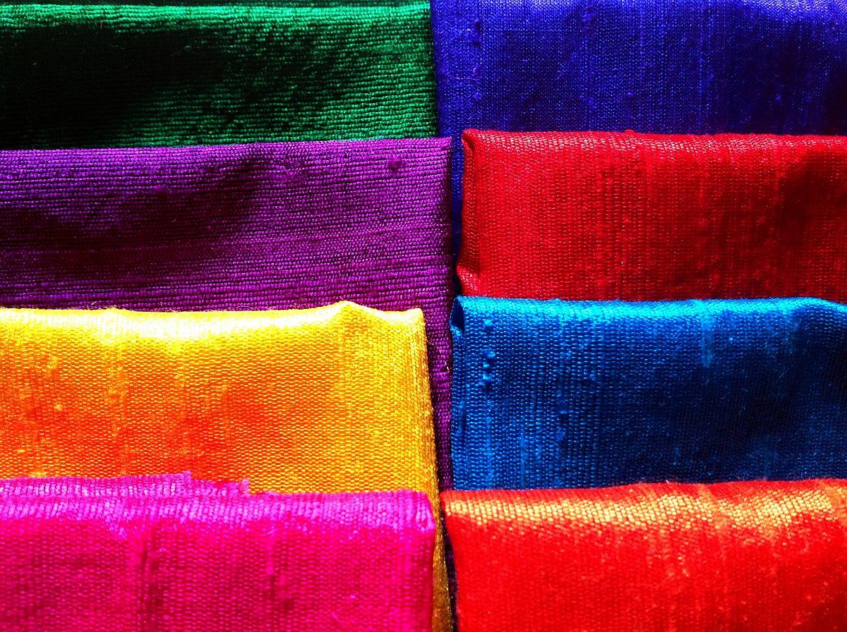 silk yarn wikipedia