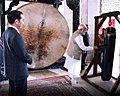 Indian Prime Minister Narendra Modi visits the Istiqlal Masjid in Jakarta (2).jpg
