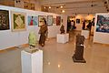 Indian Society of Oriental Art - Group Exhibition - Kolkata 2013-07-04 0835.JPG