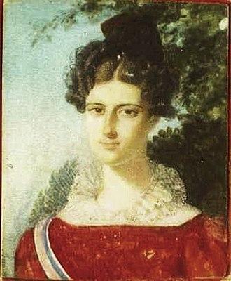 Infanta Ana de Jesus Maria of Braganza - Image: Infanta D. Ana Jesus Maria