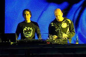Infected Mushroom - Infected Mushroom in Russia (2011)