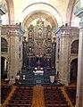Interior de Iglesia Santa Eufemia (Ourense).jpg