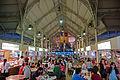 Interior of Telok Ayer Market, Singapore, at night - 20120629-01.jpg